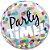 """Balão Bubble 56 cm - Party Time! 22"""" (unidade) - Imagem 1"""
