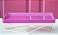 Base aramada triangular para bandeja - Branca - Imagem 3