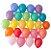 "Kit balões 11"" - 12 Cores ARCO-ÍRIS (24 un) - Imagem 1"