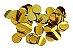 Confete bola metalizado - Dourado 2 cm (10g) - Imagem 1