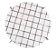 Boleira 26cm preto e branco - Grid (papelão desmontável) - Imagem 2
