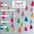 Guirlanda tassel - Candy Colors (5 peças - 9 cm h) - Imagem 2