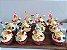 Kit para cupcake festa de aniversário - 24 pins + 24 formas  - Imagem 4