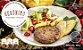 Hambúrguer de berinjela com castanha de caju 400g (4 unidades) - Gerônimo - Imagem 1