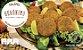 Falafel - Bolinho de grão de bico 370g (9 unidades) - Gerônimo - Imagem 1