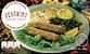 Kafta de feijão fradinho com quinoa e especiarias 450g (8 unidades) - Gerônimo - Imagem 1