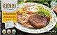 Hambúrguer de Feijão preto com couve e chia 400g (4 unidades) - Imagem 1