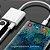 Adaptador 2 em 1 tipo C  OTG - Conversor de carga rápida tipo C para USB 3.0 - Imagem 2