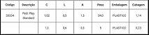 Petit Play Standard Freso Brinquedos 245 × 155 × 148 cm - Ref. 33334 - Imagem 3