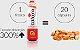 Colageno Liquido Qualinova Absorção 300% Maior Funciona 90 dias - Imagem 2