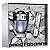 KIT PERFUME INVICTUS EAU DE TOILETTE 50ML + TRAVEL SPRAY 10ML PACO RABANNE  - Imagem 1