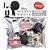 Binder Clip Mickey 25mm - Imagem 1