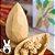 Ovo de Páscoa - Caramelo, Flor de Sal e Castanha Caju - Priscyla França (310g) - Imagem 1