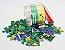 Quebra cabeça Bandeira Brasil 2 - Imagem 2