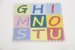 Jogo do encaixe alfabeto - Imagem 1