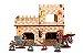 Castelo Medieval Com Dragões e Guerreiros | MDF - Imagem 2