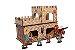 Castelo Medieval Com Dragões e Guerreiros | MDF - Imagem 4