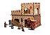 Castelo Medieval Com Dragões e Guerreiros | MDF - Imagem 1
