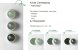 Kit de Carimbeiras com 3 unidades Juju Scrapbook - Imagem 4