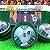 Time Futebol de Botão - Acrílico Cristal 49mm - Bulgária 94 - Imagem 2