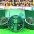 Time Futebol de Botão - Acrílico Cristal 49mm - Chapecoense 2016 - Imagem 2
