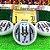 Time De Futebol De Botão - Acrílico Cristal 49mm - Juventus  - Imagem 3