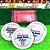 Time De Futebol De Botão - Vidrilha 55mm - Clubes Brasileiros - Imagem 2