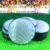 Time de Futebol de Botão - Madrepérola 49mm - Base Preta - Imagem 5