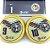 Time De Futebol De Botão - Vidrilha 45mm - Clubes Centro-Norteamericanos - Imagem 3