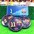 Time De Futebol De Botão - Vidrilha 45mm - Clubes Lendários - Europa - Imagem 2