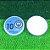 Time De Futebol De Botão - Vidrilha 45mm - Clubes Ingleses - Imagem 7