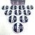 Time De Futebol De Botão - Vidrilha 45mm - Clubes Argentinos - Imagem 6