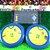 Time De Futebol De Botão - Vidrilha 55mm - Brasil - Imagem 2