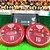 Time De Futebol De Botão - Vidrilha 55mm - Liverpool - Imagem 2