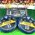 Time De Futebol De Botão - Vidrilha 55mm - Boca Juniors - Imagem 2