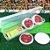 Time De Futebol De Botão - Vidrilha 55mm - Internacional - Imagem 3