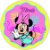 TOALHA DE PRAIA INFANTIL REDONDA MINNIE LEPPER 0288 - Imagem 5