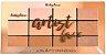 PALETA PÓ FACIAL E BRONZEADOR ARTIST FACE - RUBY ROSE  - HB - 7218 - Imagem 3