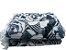 COLCHA CHENILLE CANELADA VALENTINA COM FRANJA 2,20x2,40m CHUMBO -  JOLITEX 6236 - Imagem 3
