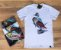 T-Shirt - Abstract Bird - Imagem 1