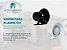 Kit Alarme Residencial ECP Discadora 4 Sensores Bateria Sirene Alard Max 4 - Imagem 6