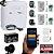 Kit Alarme Residencial Wireless Internet Wifi App 4 Sensores - Imagem 1