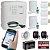 Kit Alarme Residencial com Discadora GSM ECP Chip 5 Sensores Sem Fio Max 4 - Imagem 1