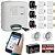 Kit Alarme Residencial GSM ECP Chip 8 Sensores Abertura Sem Fio Alard Max 4 - Imagem 1