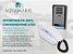 Kit Interfone Residencial HDL F8 S NTL + Fechadura Elétrica HDL C90 para Portão - Imagem 2
