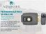 Kit Interfone Residencial HDL F8 S NTL + Fechadura Elétrica HDL C90 para Portão - Imagem 3
