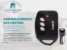 Kit Alarme Residencial ECP GSM Chip Celular Sem Fio 2 Sensores Wireless - Imagem 6