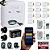 Kit Alarme Residencial Wifi com Internet Aplicativo iPhone e Android 12 Sensores - Imagem 1