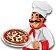 Pá De Pizza Em Polietileno 25cm - Brotinho - Imagem 2