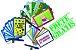 COMBO 1 - CONTANDO COM OS ANIMAIS + APRENDENDO OS OPOSTOS + OS OBJETOS E SUAS FUNÇÕES - Imagem 1